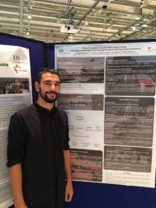 Evangelos Ntontis won the School of Psychology PhD poster conference.