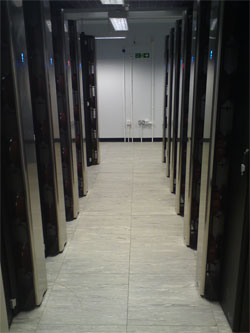 The new data centre in Shawcross