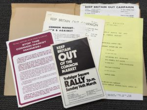 Keep Britain out Campaign