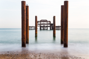 Picture of West Pier by Matthew Hoser