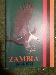 The front cover of Zambia 1964 - 1974