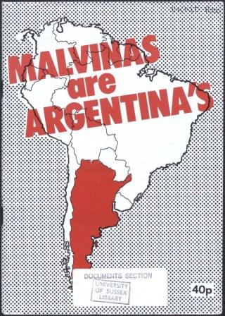 Malvinas are Argentina's_page1_image1