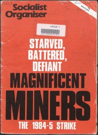 Starved, Battered, Defiant, Magnificent Miners_page1_image1