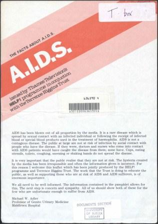 The facts about A.I.D.S_page1_image1