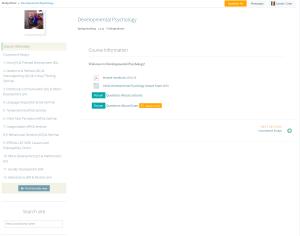 Developmental Psychology Site