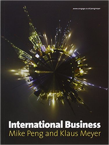 describes globalization for internationalbusiness course essay Globalization and its discontents: essays on the new mobility of people and money new york, 1998  journal of international business 8 globalization is also a word used to describe all manner of phenomena associated with such a policy.