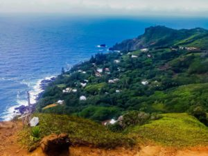 Adamstown, capital of Pitcairn (photo courtesy of flickr)