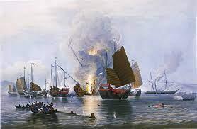 First Opium War - Wikipedia