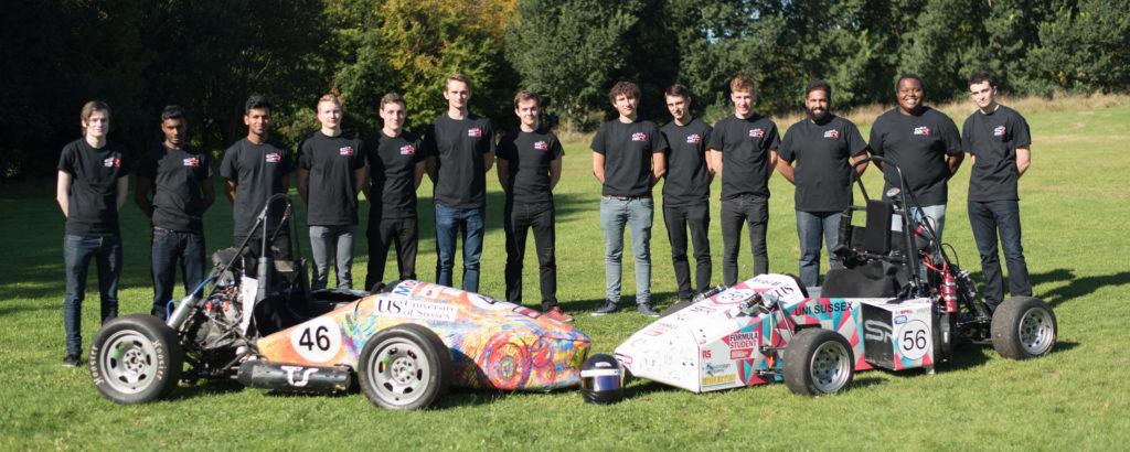 Sussex Racing 2017