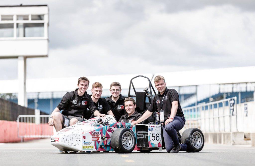 Sussex Racing Class 2