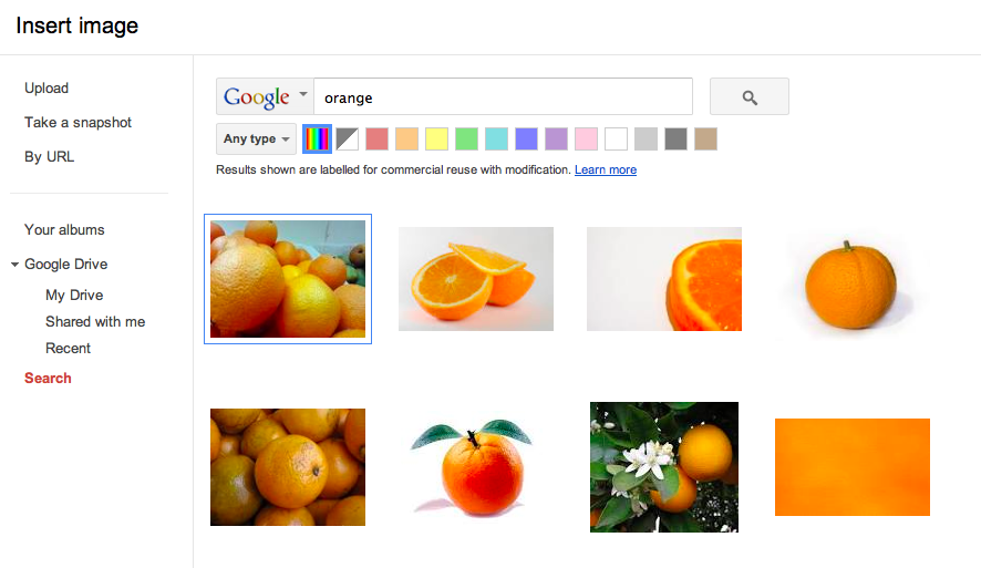 Google image search_example