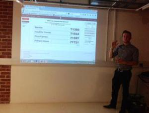 Interactive technologies workshop