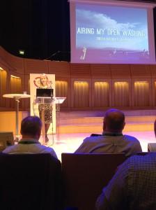 Sheila MacNeill Keynote OER15 Conference