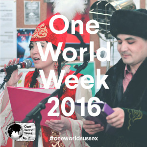 One World Week at Sussex. Exploring how we can use technologies to collaborate and communicate across the globe.