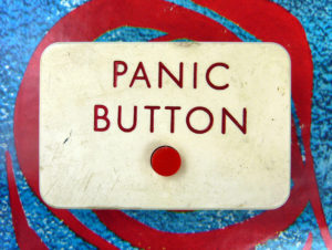 Photo of a Panic Button
