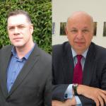 Keith Smyth and Peter Hartley
