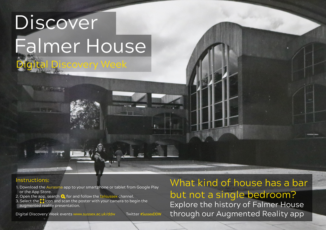 Discover Campus: using augmented reality to learn about the history