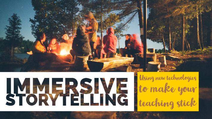 Immersive Storytelling