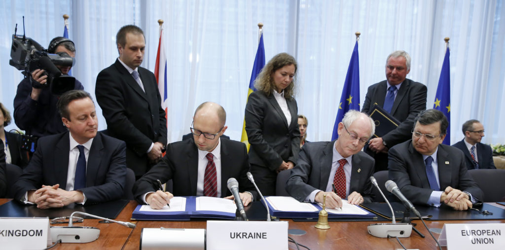 The Singapore And Ukraine Trade Deals Eu Trade Policy In A Post